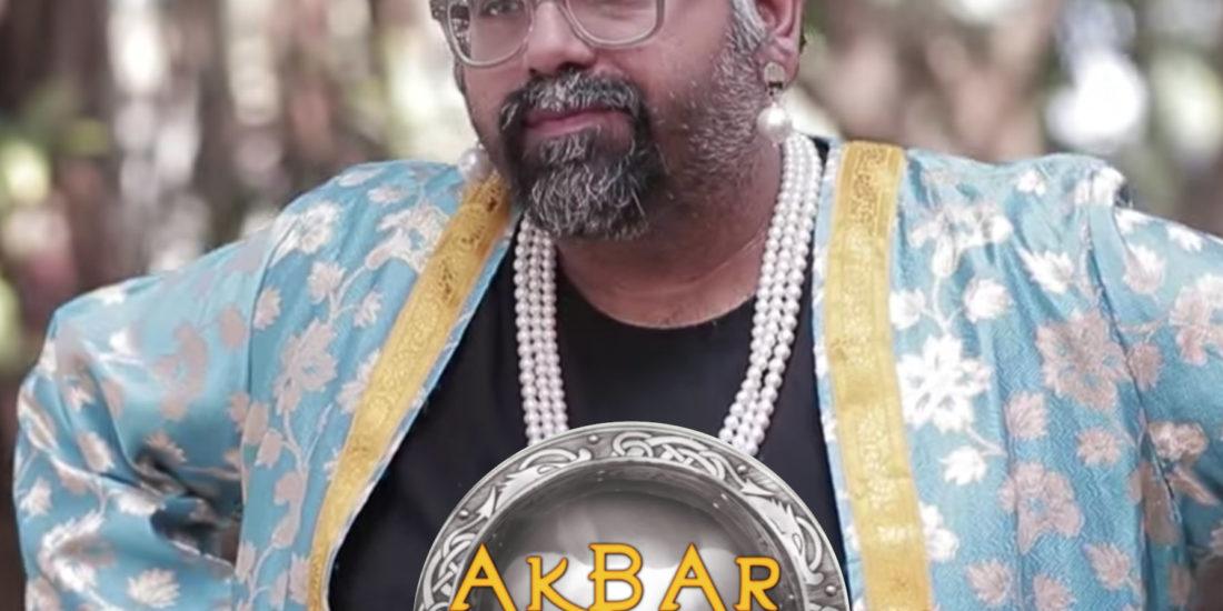 Akbar Times Cover