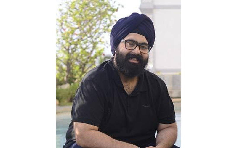 Press and Updates - Amritpal Bindra- The pressure to be chosen