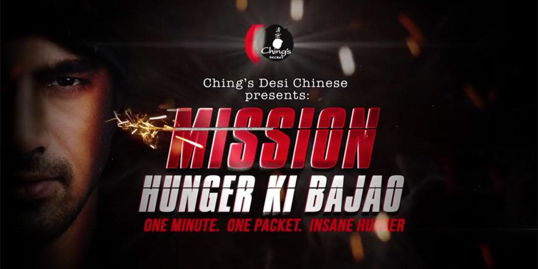 Chings Desi Chinese - Hunger Ki Bajao Cover
