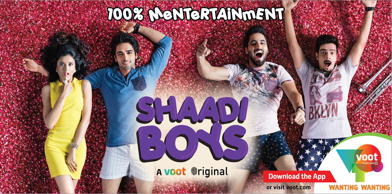 Shaadi Boys Cover